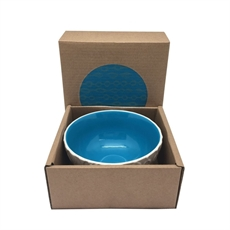 Kowhai Blue 12cm Bowl-new-The Vault