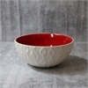 Kowhai Red 12cm Bowl-home-The Vault
