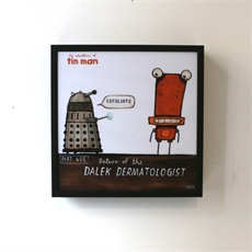 Delek Dermatologist Box Frame-home-The Vault