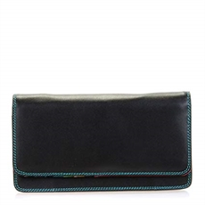 Medium Matinee Purse Wallet Black Pace-artists-and-brands-The Vault