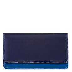 Medium Matinee Wallet Denim-for-her-The Vault