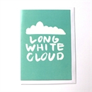 Long White Cloud Card
