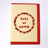 Lots of Love Card-cards-The Vault