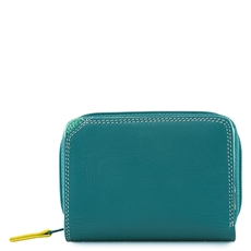 Small Wallet w Zip Purse Mint -for-her-The Vault