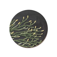 Rimu Red Pine Coaster Single-artists-and-brands-The Vault