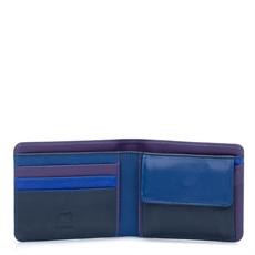 Standard Wallet w Coin Pocket Kingfisher-for-him-The Vault