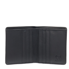 Standard Wallet Black-for-him-The Vault