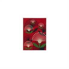Pop Pohutukawa Blooming Small Card-cards-The Vault