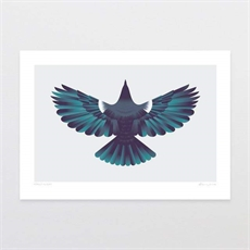 Forest Flight A3 Print-home-The Vault