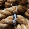 Kereru Pendant Silver-jewellery-The Vault