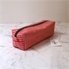Box Pencil/Makeup Case Red Geo-new-The Vault