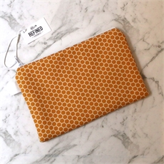 Large Pouch Honeycomb-new-The Vault