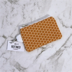 Mini Pouch Honeycomb-new-The Vault