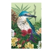 Kotare and Pohutukawa Sage Card-cards-The Vault