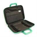 "Classic Laptop Bag 13"" Emerald Green"