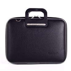 Classic Firenze Laptop Bag 13'' Black-artists-and-brands-The Vault
