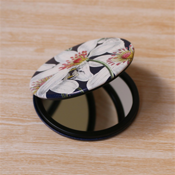 Clematis Cosmetic Mirror