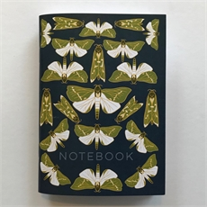 Puriri Moth Notebook A6-home-The Vault