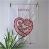 Pacific Aroha Teatowel-home-The Vault