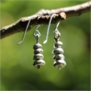 Pirepire Earrings Silver