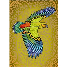 Kea Kaha A3 Print-home-The Vault