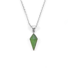 Pinnacle Pendant Pounamu-jewellery-The Vault