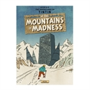 Tintin Mountains of Madness Print A3