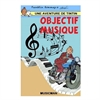 TinTin Objectif Musique Print A4-home-The Vault