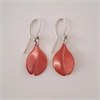 Copper Round Rata Earrings-jewellery-The Vault