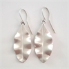Silver Tarata Earrings Large-jewellery-The Vault