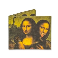 Mighty Wallet Mona Lisa Twins-for-him-The Vault