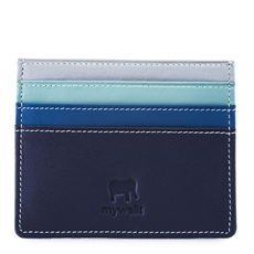 Small Credit Card Holder Denim -for-her-The Vault
