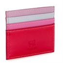 Double Sided Credit C Holder Ruby