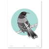 Tui Limited Edition Print A3-home-The Vault
