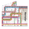 Mighty Wallet Vignelli Subway  -for-him-The Vault