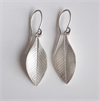 Silver Rata Earrings Small-jewellery-The Vault