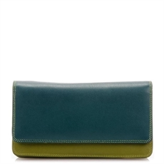 Medium Matinee Purse Wallet Evergreen-for-her-The Vault